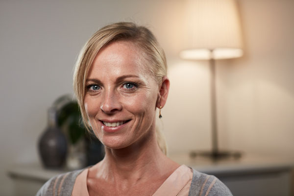 Anne Pernille fra Care to grow
